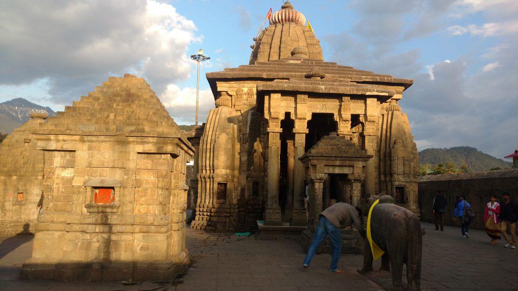 Shiv Baijnath temple near Palampur Himachal Pradesh