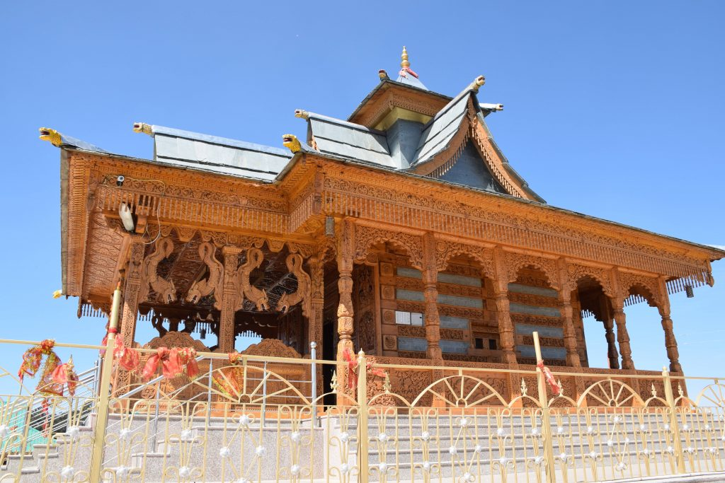 Hatu temple at Narkanda