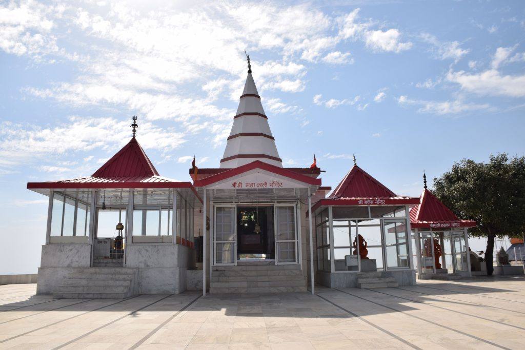 Kali Tibba temple at Chail